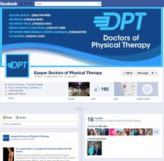 Another example of how you can work your brand into a physical therapy Facebook Page Timeline photo : http://l.ptclinic.com/HoDTGV