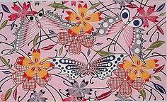 Yoshitarō Kamakura (Japanese). Butterflies and Cherry Blossoms, 20th century. The Metropolitan Museum of Art, New York. Gift of Takami Sugiura and Yoshitarō Kamakura, 1979 (1979.459.3) #spring