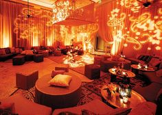 i love the lounge idea for a wedding reception