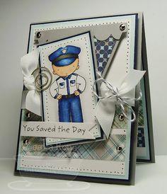 PI Policeman - Jessie Rone