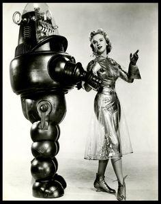 First Robot Love