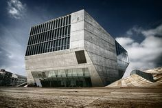 Casa da musica by Rem Koolhaas