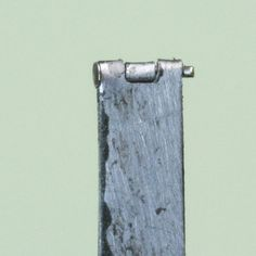 How to Make Simple Handmade Hinges for Miniature Projects: Setting the Hinge Pin Into the Finished Scale Hinge