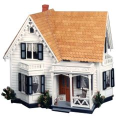 This gorgeous dollhouse kt has 5 out of 5 stars! You'll enjoy buldng ths for your little one.