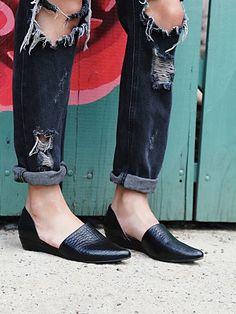 jean, madison flat, pebbl madison, girl fashion, wedg, free peopl, flats, flat shoes, girls shoes