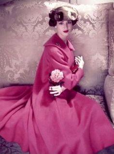 Norman Parkinson: Vogue, 1952.