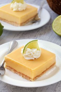 Thick Key Lime Pie B