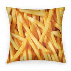 FRENCH FRIES PILLOW at Shop Jeen | SHOP JEEN