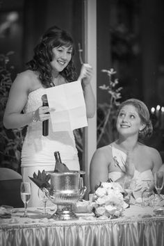 The Brides Speech – How to Make it Memorable.  These days, it's not uncommon for women to break away from tradition and make their own wedding speeches. After all, why let the lads hog all the limelight? It's also a great opportunity for you hold everyone's attention before the open bar becomes more appealing.