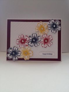 Happy Birthday by connielyn41 - Cards and Paper Crafts at Splitcoaststampers