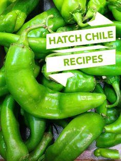 Hatch Chile Recipes | fullandcontent.com