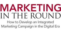 The Marketing in the Round (w/ @ginidietrich and me) site is up... And pinned.