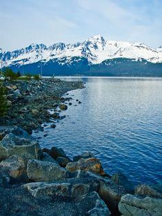 Kenai Fjords National Park in Alaska