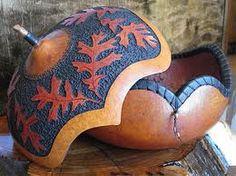 gourd art, bead, baker gourd, jay baker