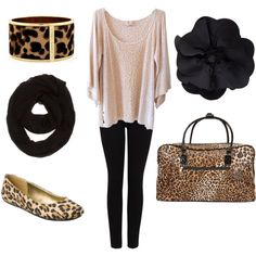 Casual Style - cheetah