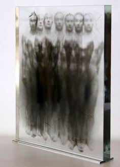 Glass Gellage by Michal Macku