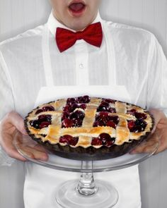 Cherry Pie: Great recipes and more at http://www.sweetpaulmag.com !! @Sweet Paul Magazine