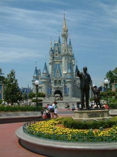 honeymoon, favorit place, walt disney, castl, dream, orlando florida, magical places, magic kingdom, family vacations