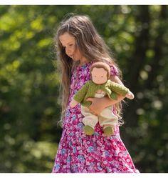Nova Natural Toys + Crafts - Playing - Bambino Doll