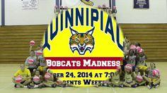 QU Girl's Basketball Camp Promotes Bobcats Madness. #QUAthletics http://youtu.be/WPRh7mPP2Hc?list=UUrkTUsbmhFOLRo8RGLp1hEw