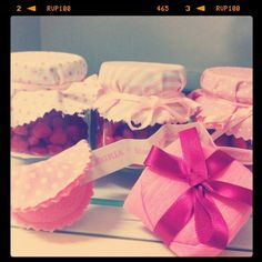 Cute stuff for baby girl shower...