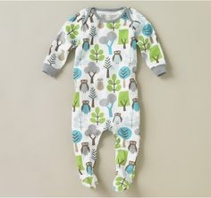 A cozy playsuit for long winter nights... #baby #sale