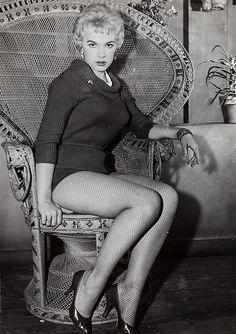 jeanjeanie61:  A Young Stella Stevens http://www.ebay.com