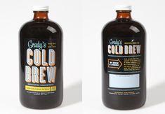gradys cold brew coffee concentrate