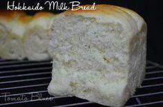 Tomato Blues: Hokkaido Milk Bread Recipe | Yeast Bread Recipes