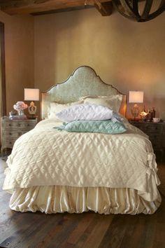 Athena Bedcap - Bedcap, Portuguese Cotton Bedcap, Bedding Collections | Soft Surroundings