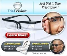 Order Dial Vision To