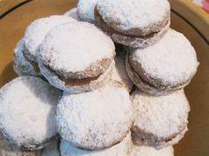 Fasting vanilla with nuts / Posne vanilice sa orasima