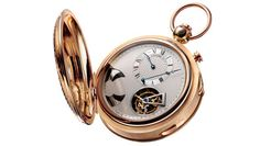Look closely at Breguet's special-project pocket watches