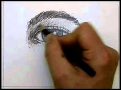 How to Draw an Eye- Part 2