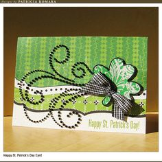 Happy St Patrick's Day Card - Scrapbook.com