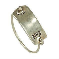 Caracol - Inspired Jewelry and Handbags - De Etiqueta Bracelet by No. 3, $89.00 (http://www.caracolsilver.com/de-etiqueta-bracelet-by-no-3/)
