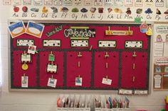 Great classroom organization
