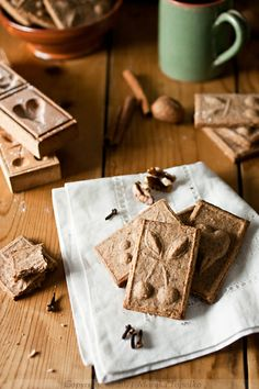 Paprenjaci / Paprenjak Recipe (Sweet Sensation) - traditional Croatian cookie that contains a unique mix of honey, ground nuts, pepper and spices.