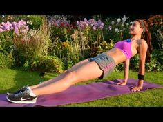 15 Minute Hot Body Workout. Invertvals