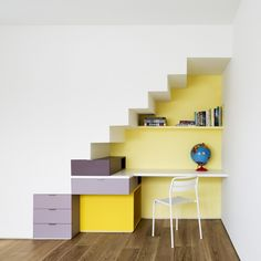 The Choy House / O'Neill Rose Architects #storage