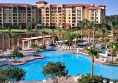 Wyndham Bonnet Creek, Orlando FL... Easily my favorite :)