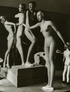 1930's mannequins-German