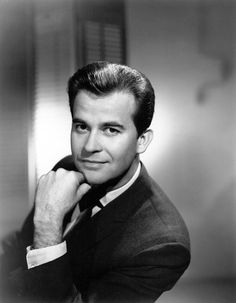 Portrait of Dick Clark  ( Michael Ochs Archives / January 1, 1960 )  Television host Dick Clark poses for a portrait.