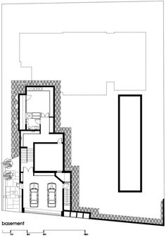 Architecture Design, Find My House Basement Plan: Find my House in Ramat Hasharon by Levy Chamizer Architects