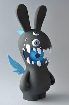 """Don't call me Teddy Bear anymore..."" | Designer: Monsta"