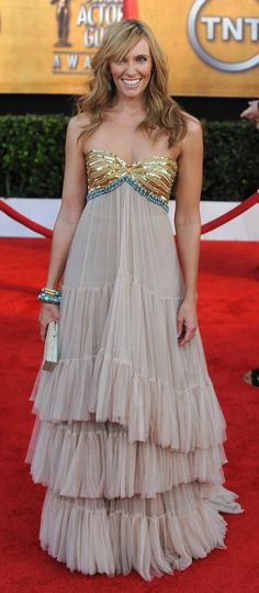 oh, this dress.