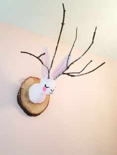 paper mache animal h