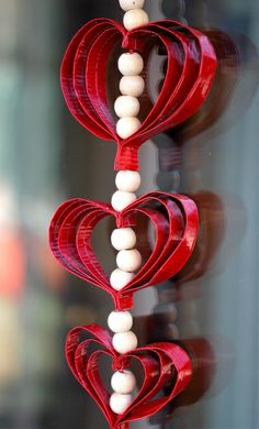 DIY Valentine Door Decor using Duct Tape by Ashbee Design