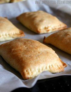 Veggie pot pie pasties - Amuse Your Bouche