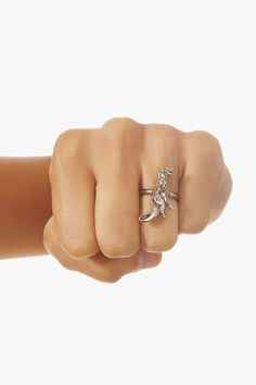 T-Rex Ring
